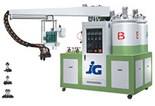 JG-803 pu shoe-making(sole) pouring machine