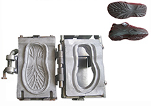 pu safty shoe mould